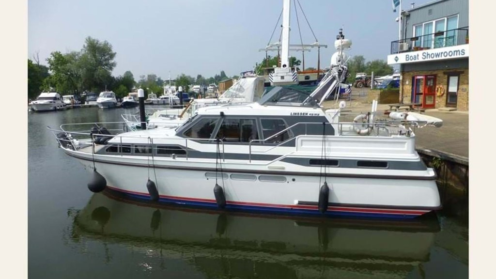Linssen Brokerage Sale