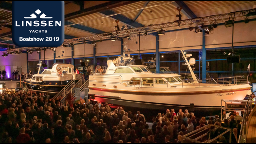 Linssen Yachts Boat Show  - 16th - 18th November