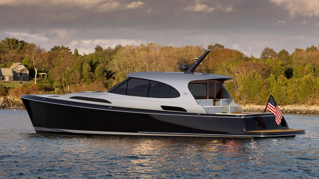 New Palm Beach GT60 to feature at the Miami Yacht Show