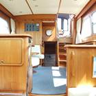 Galley/Dinette area looking aft