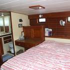 Aft Master cabin starboard side with en-suite separate shower compartment