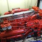 Sabre Lehman 135 hp diesel engine portside