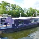 Hanbury Monarch 60 'x 11' Widebeam Barge